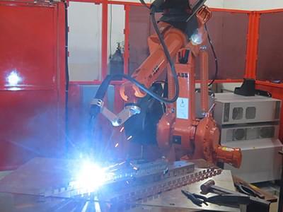 多元化焊接服务