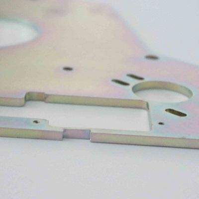 热轧板钣金件表面细节