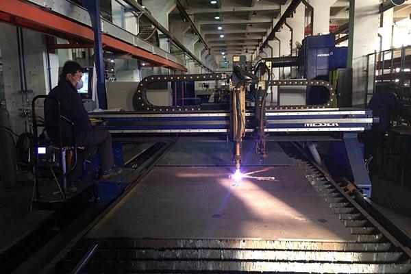 中厚板机械配件加工企业