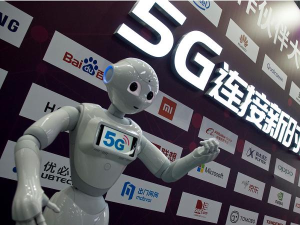 智能家居机器人6