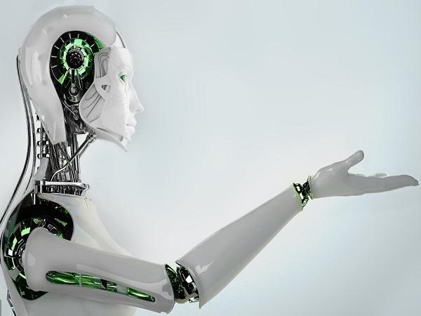 机器人五金冲压加工件