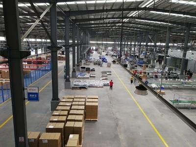 横沥钣金加工厂的网格落料品控管理