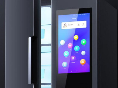 【5G智能家居应用】智能冰箱前置屏幕控制终端定制化生产解决方案
