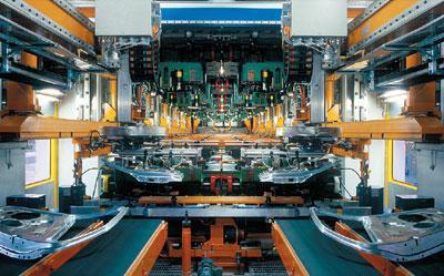 深圳五金模具冲压加工厂的生产工艺分类