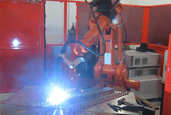 机器人自动焊接机
