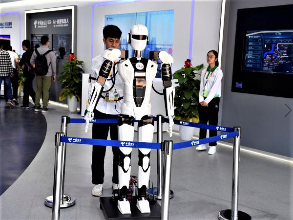 智能机器人5