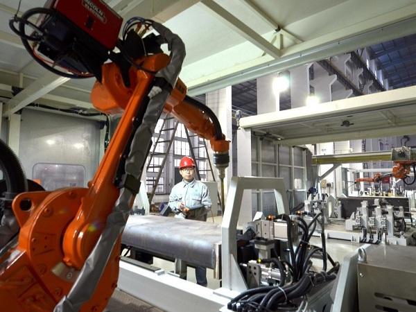 智能机器人2