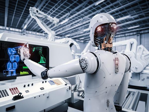 智能家居机器人4