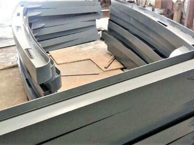 中厚板激光切割加工厂-机械外壳制造