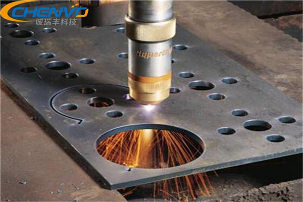 中厚板机械外壳折弯厂-激光切割