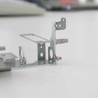 镀铝锌镁板五金冲压件折弯