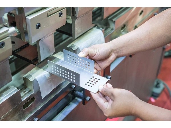 湖南五金冲压件加工厂的工艺特性