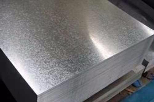 在精密五金冲压模具加工厂里,镀锌板氧化后怎么处理?