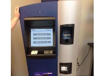 日立智能高端精密ATM机客户案例
