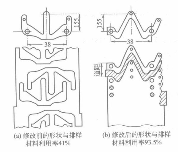 珠海五金冲压厂-改变冲压件外形
