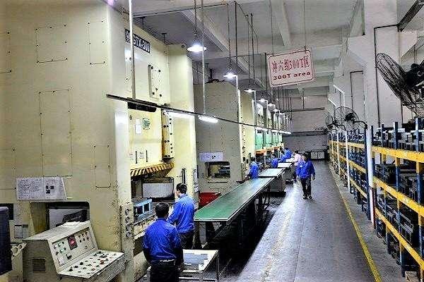 汕头钣金加工厂家
