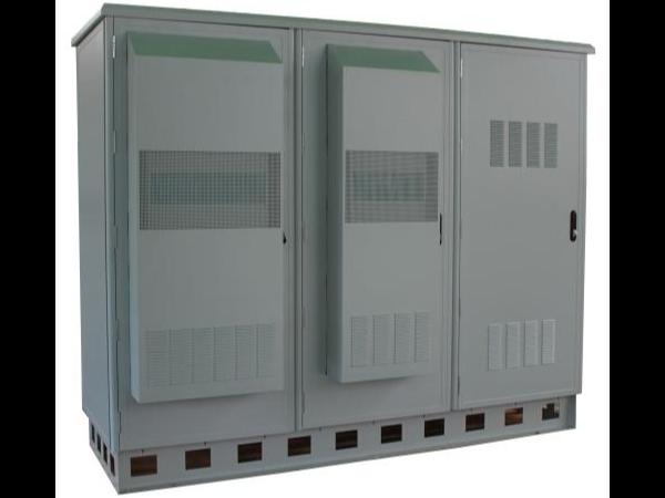 5G通信基站机柜定制化量产解决方案